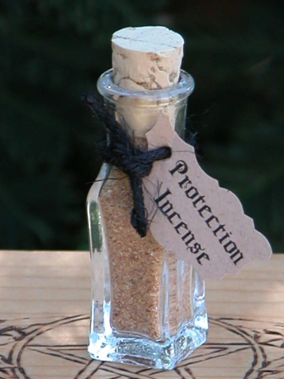 Protection Incense Powders . Guard Against Harmful Energies, Curses, Evil Eye and Violence