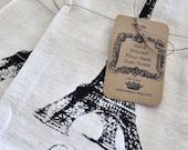 French Market Unbleached Flour Sack Towel