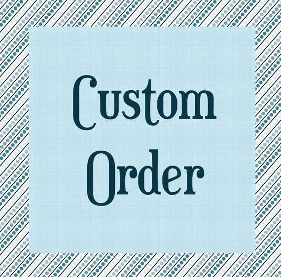 Custom Listing for ashleigh watson