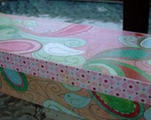 Pink birds box