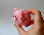 pig nursery baby toy