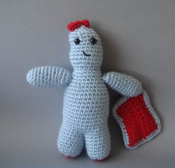 Amigurumi Iggle Piggle : Amigurumi Crochet Iggle Piggle