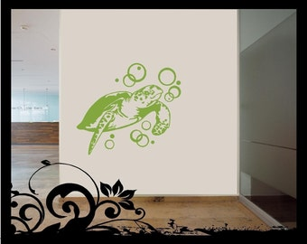 Sea Turtle - Vinyl Decal