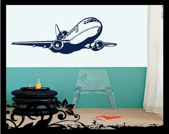 Airplane - Vinyl Decal