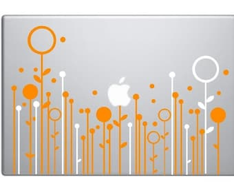 Poppies and Apples - Vinyl Decal