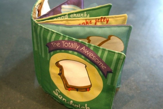 The Totally Awesome Sandwich Soft-book