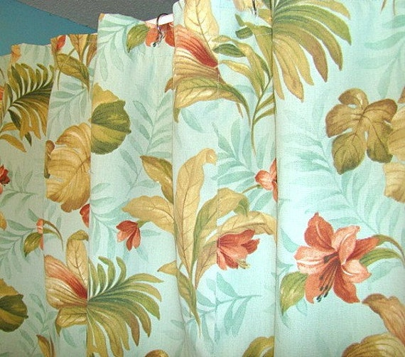 Like This Item?  Tropical Shower Curtain