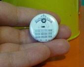 Dalek in a Tiara button