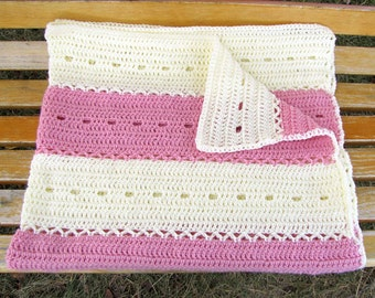 Baby Blanket, Made to Order