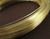 Special Sale 5ft 26g Gold Filled Round Wire Dead Soft