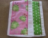 The Gillian Burp Cloth Collection