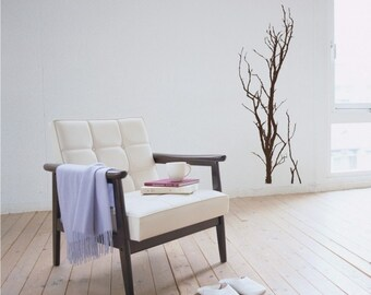 Tree Branch Wall Decals Woodland - Vinyl Wall Decals Stickers Art