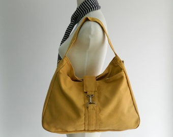 Ashley in Yellow Mustard Messenger bag /Diaper bag / Tote bag /Purse / Handbag/Women/Gift for her/School bag -  Sale Sale Sale 30%