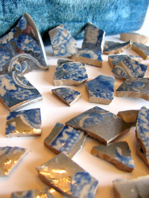 Lusterware Mosaic Tiles Enormous Collection Group 5