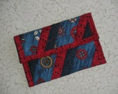 Quilted Coin Purse (CP049)