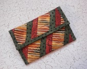 Quilted Coin Purse (CP058)
