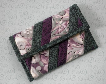 Quilted Coin Purse (CP045)