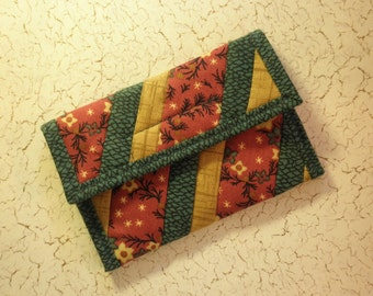 Quilted Coin Purse (CP050)