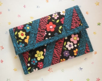 Quilted Coin Purse (CP053)