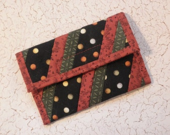Quilted Coin Purse (CP055)