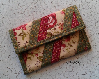 Quilted Coin Purse (CP086)