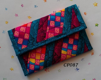 Quilted Coin Purse (CP087)