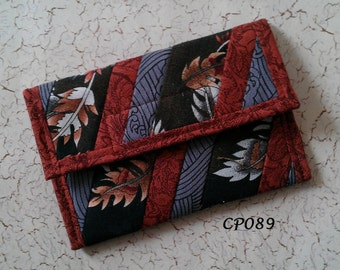 Quilted Coin Purse (CP089)