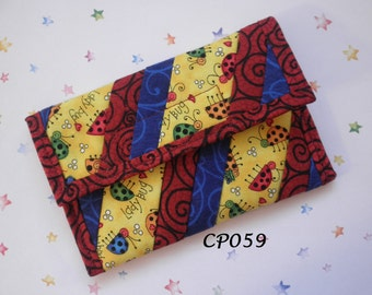 Quilted Coin Purse (CP059)