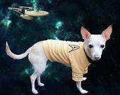 Pattern for Captain Kirk Uniform Size Petite