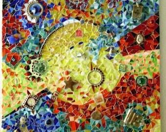 Mayan Dreams - an  Original Mosaic