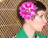 Deco Doll Rockabilly Burlesque Hair Flower