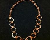 Penny Choker Necklace