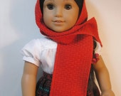18 Inch Doll Clothing Skirt and Rebozo fit Josefina 1824-1076a