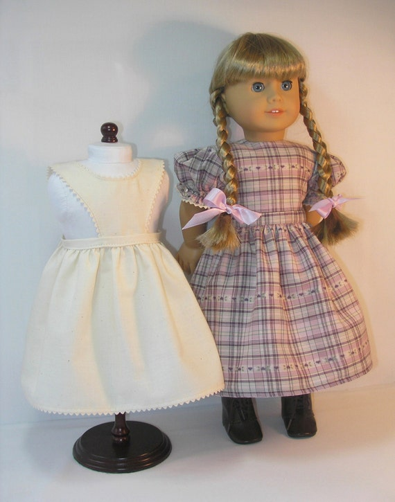1854-1056, American Girl Doll Dress for Kirsten, 18 Inch Doll Clothing