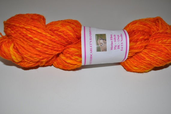 Autumn Colours Merino Hanspun Art Yarn 55g/168yds