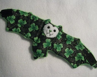 St. Patrick's Day Cup Sleeve/Cozie or Stuffed Animal