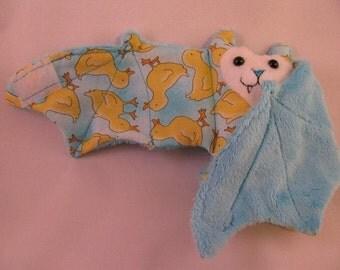 Spring Duck\/Chick Bat Cup Sleeve\/Stuffed Animal\/Coffee Cozie
