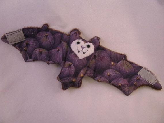 Figs Bat Cup Sleeve \/Coffee Cozie\/ Stuffed Animal