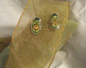 Venus of Willendorf Post Earrings
