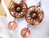 RePurposed Vintage Jewelry Earrings