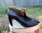 Size 5.5 Out On The Town- Vintage Sesto Meucci Bootie