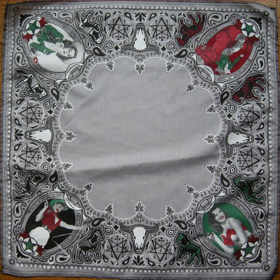 Four Horsemen of the Apocalypse Bandana
