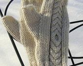 50% OFF - Hand Knit EcoFriendly Handwarmers