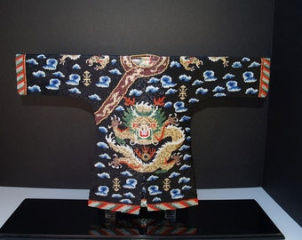 Chinese Dragon Robe