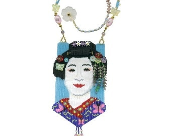 Maiko Necklace
