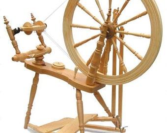 Kromski Symphony Spinning Wheel - Ships Free
