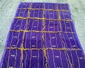 Crown Royal Rag Quilt 60X80 Front is made form all Crown royal bags RAG STYLE - bitspeaces
