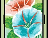 Morning Glory Flowers Seed Pack Refrigerator Magnet - FREE US SHIPPING