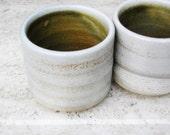 Soft Day Sake Cups Pair