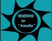 RESERVED for Averydka...Set of 4 Handmade Boxes